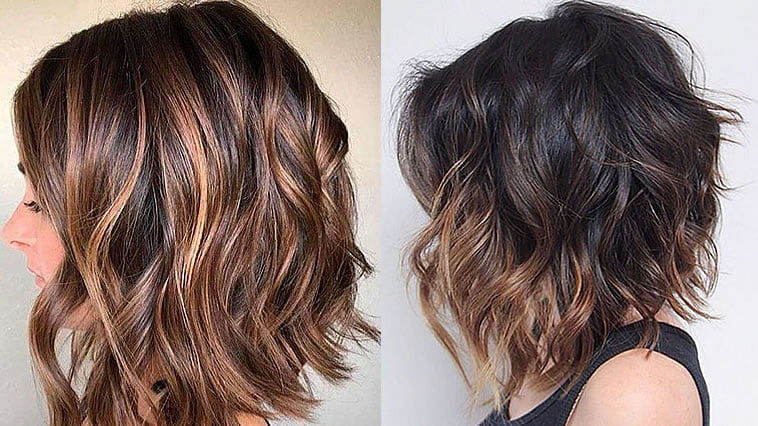 Balayage & ombre hair styles for women 2019-2020