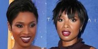 Jennifer Hudson's Pixie & Short Bob haircuts and hair colors