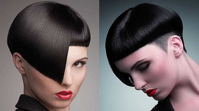 Modern Short Bob Haircuts for Straight Hair 2019-2020