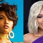 Karrueche Tran's Hairstyles, Haircuts and Hair Colors 2019-2020