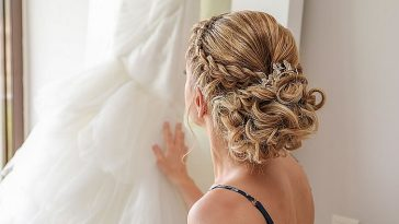 2020 Bridal hairstyles - wedding hair ideas for ladies