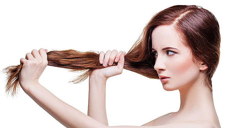 hair strong