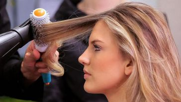 Devices and means for styling hair