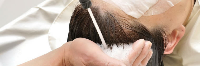 Is oily scalp good for hair