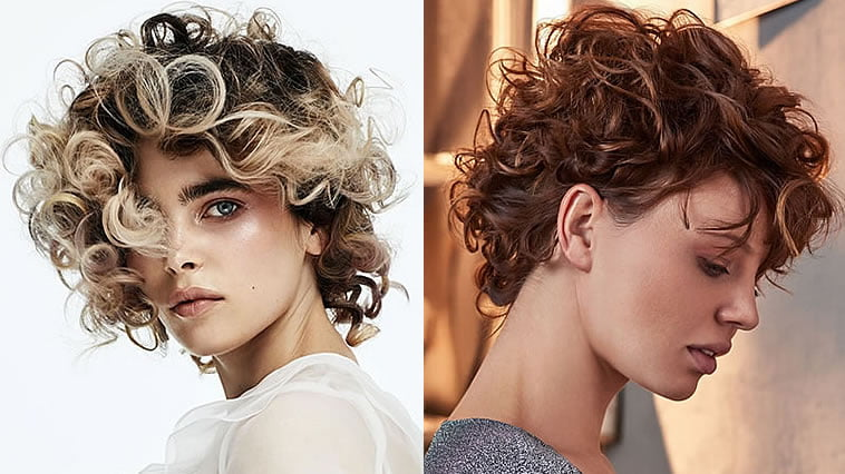 Curly hairstyles for women in 2020