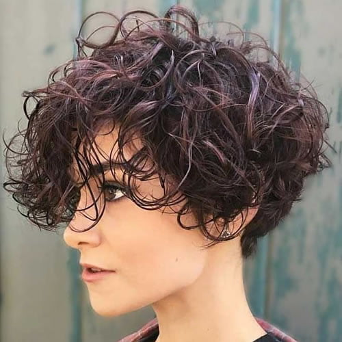 Curly hairstyles 2020