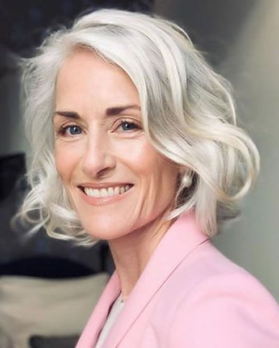2020 short haircuts for women over 60 , Hair Colors