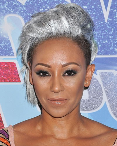 asymmetrical short haircut for black women 2020