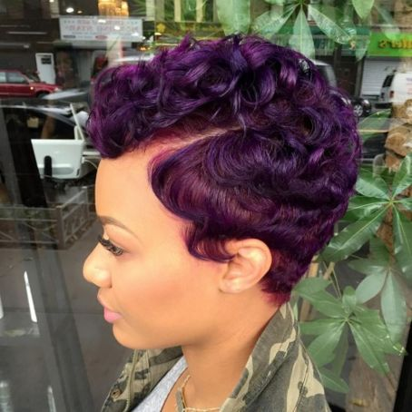 afrcan american short hairstyles for women in 2020  hair
