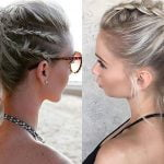 Braided hairstyles for women in 2020-2021