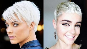 Short Pixie haircuts for 2020