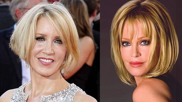 Short hairstyles for women over 50 in 2020