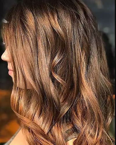 Bronze Brown Hair Color 2020