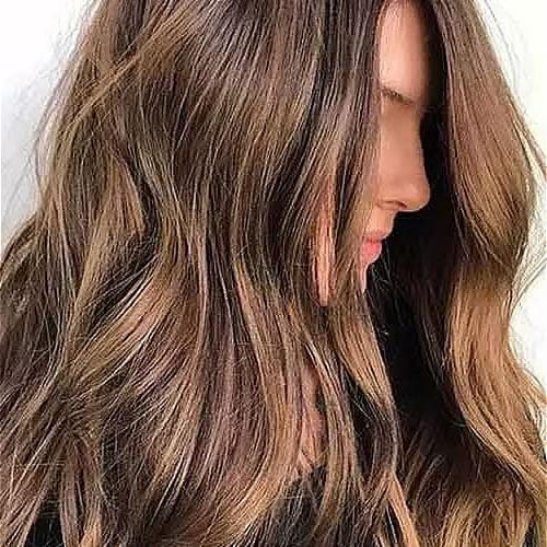 Caramel Brown Hair Color 2020