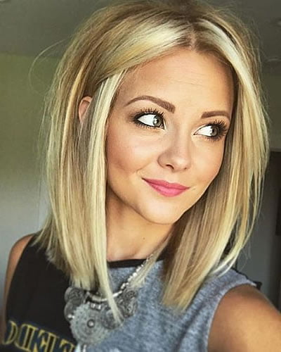 The most stylish medium length hairstyles for women in 2020 - Page 2 of 7