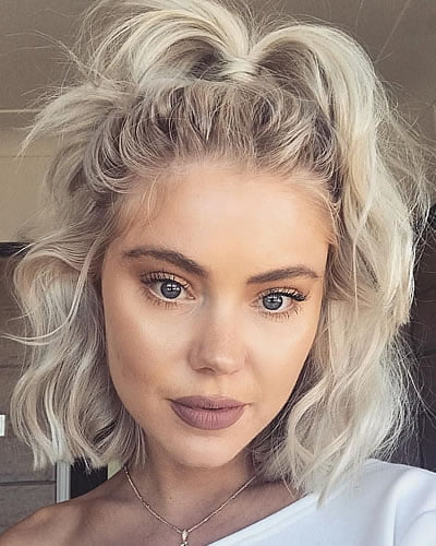 Medium length hairstyles 2020 - Hair Colors