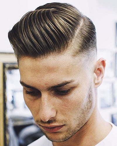 Side Part Hairstyle For Men 2020