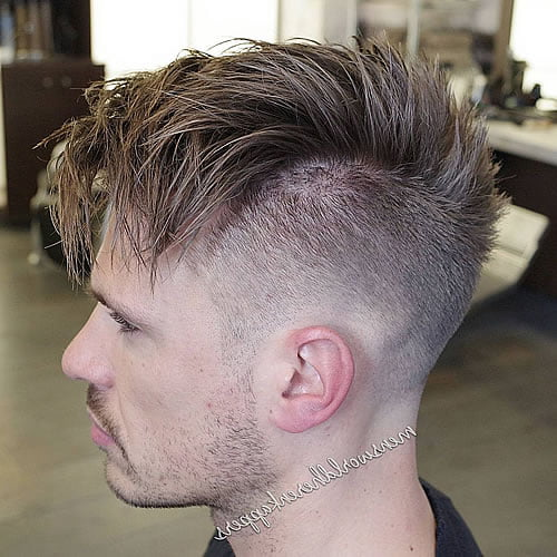 Undercut Hairstyle For Men 2020