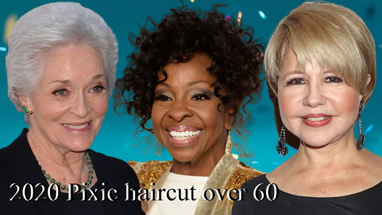 2020 pixie haircut for women over 60