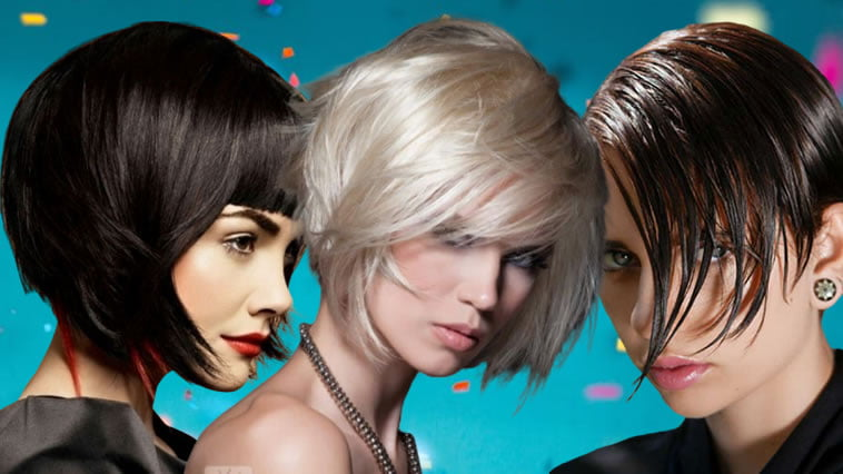 The Best Asymmetrical short bob haircuts in 2020 - 2021