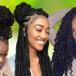Faux locks styles for women in 2020 - 2021