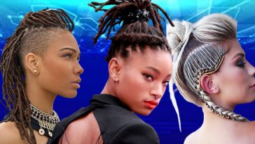 Mohawk hairstyles for women with different faces