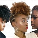 Natural Hairstyles for Short Hair in 2020 - 2021