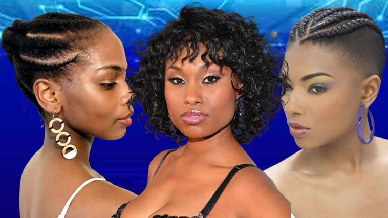 Natural hairstyles for black women in 2020 - 2021