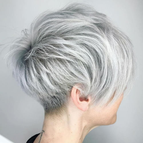 Short Shag Hairstyles 2020 - 2021