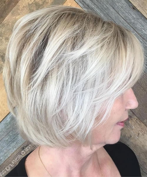 Haircuts for Women Over 40 in 2020 - 2021