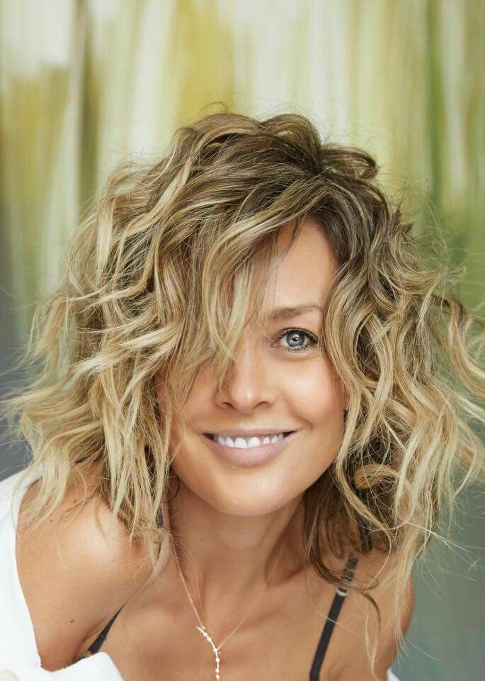 Curly-hairstyles-for-women-2020-2021-9 - Hair Colors