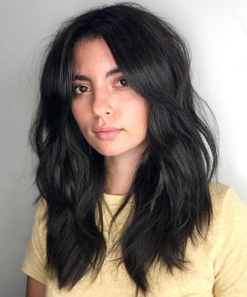 Long Shag Hairstyles 2020 - 2021 - Hair Colors