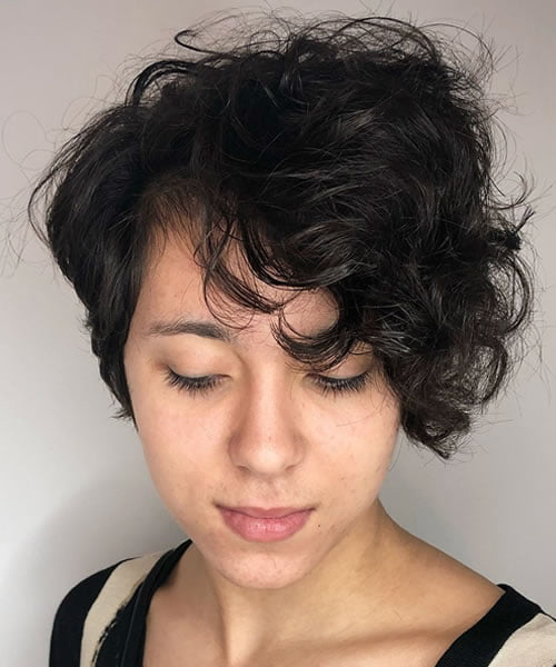 Pixie cuts with bangs for short hair in 2020