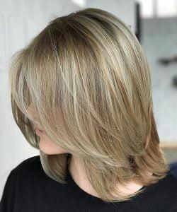 short haircuts for thin hair 2020  2021  hair colors