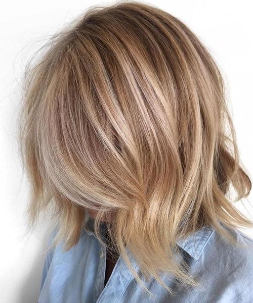 Short haircuts for thin hair 2020 - 2021