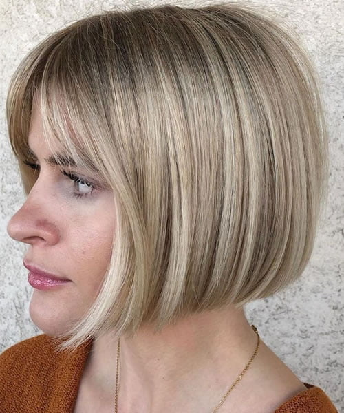 Cool Blond Hair Style