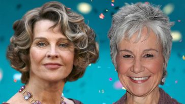 2021 Hairstyles for women over 60
