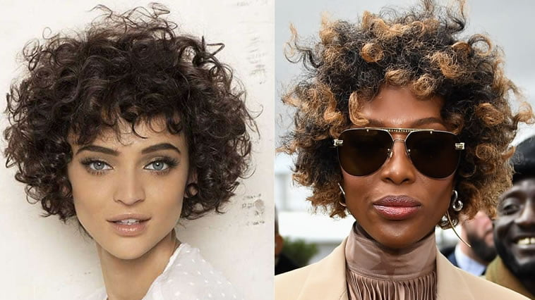 Curly hairstyles for women in 2021