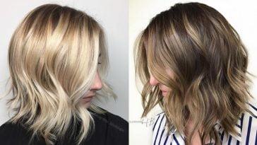 Lob haircuts and hairstyles 2021