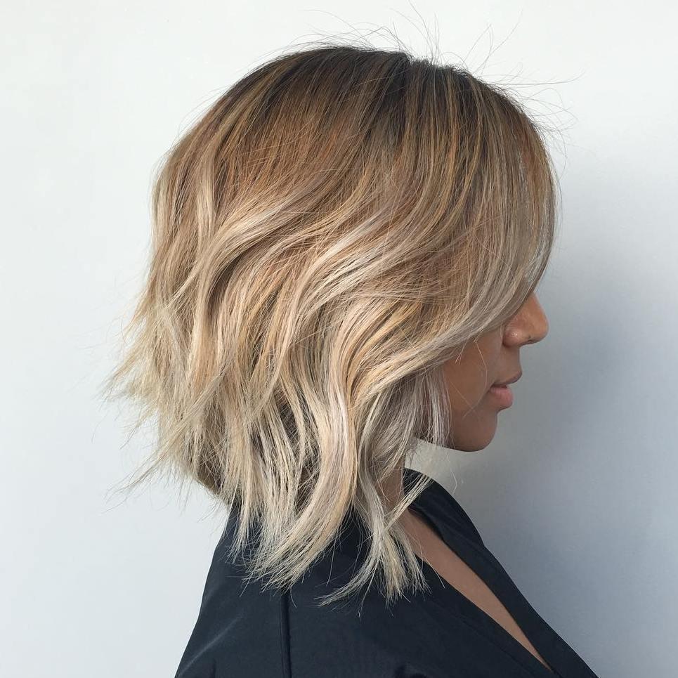 long bob (lob) hairstyles 2021 - Hair Colors