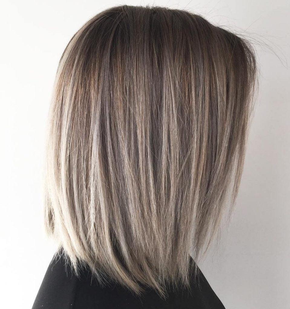 long bob (lob) hairstyles 2021