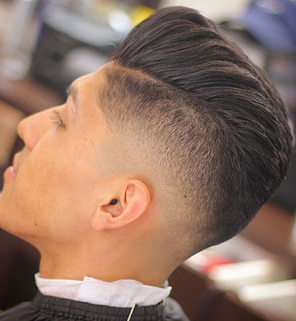 2021 Undercut haircuts for men - Hair Colors