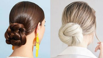 Bun Hairstyles for Women in 2021