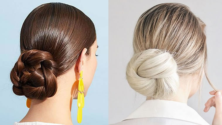 Bun Hairstyles for Women in 2021
