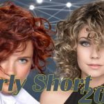 Curly Short Hairstyles for Women 2021