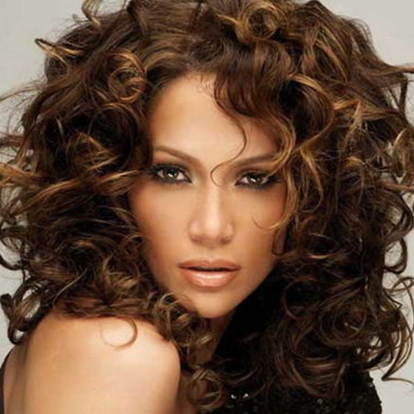 Curly Short Hairstyles for Women 2021 - Hair Colors