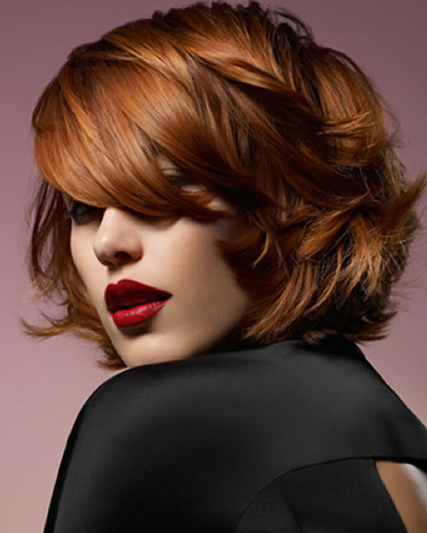 Layered hairstyles 2021 - Hair Colors