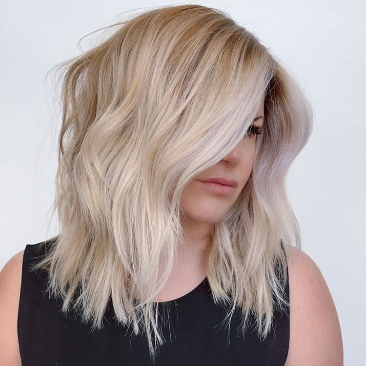 Medium Length Hairstyles for Women 2021   Hair Colors