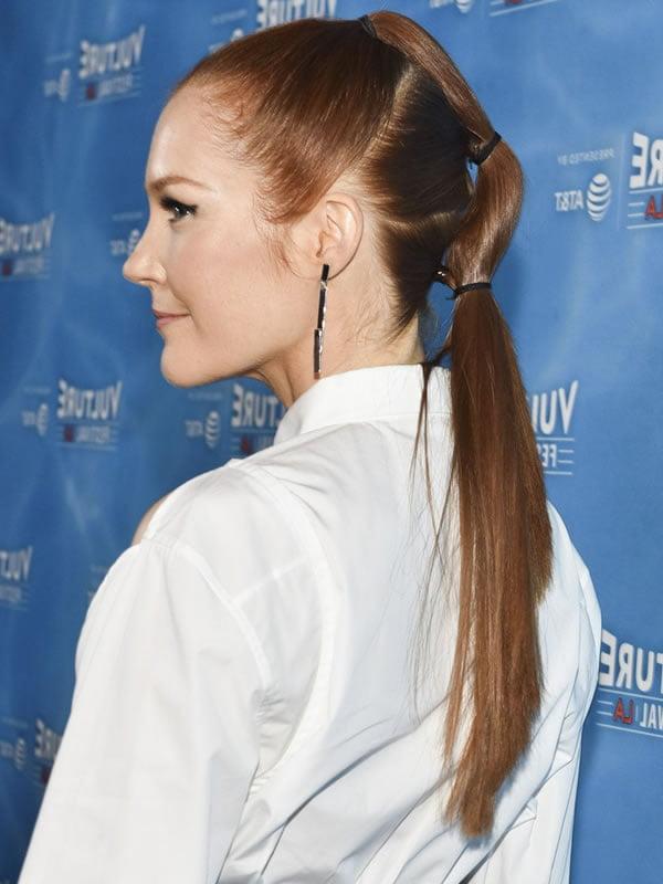 Ponytail Hairstyles 2021