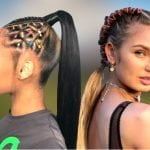 Rubber band hairstyles for natural hair 2020-2021